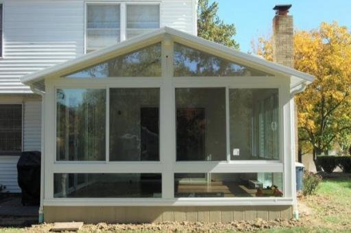 McDonald sunroom addition