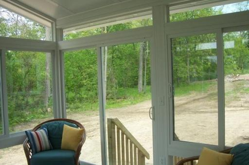 step by step sunroom building - 18
