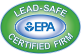 EPA Lead-Safe Certified Firm Logo