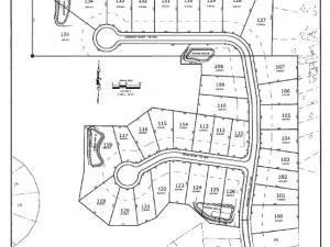 Landings at Boulder Creek Plat Map