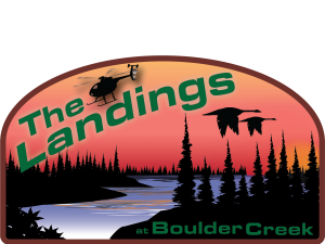 The Landings at Boulder Creek Logo