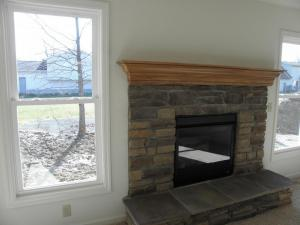 Concord fireplace
