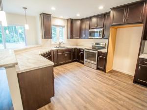 Covington Project kitchen