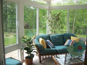 step by step sunroom building - 17